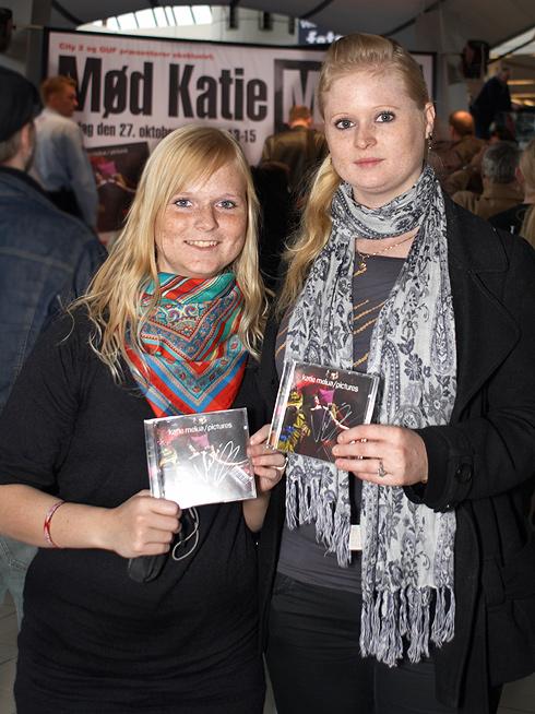 Mie Katrine & Mette Marie Filbert
