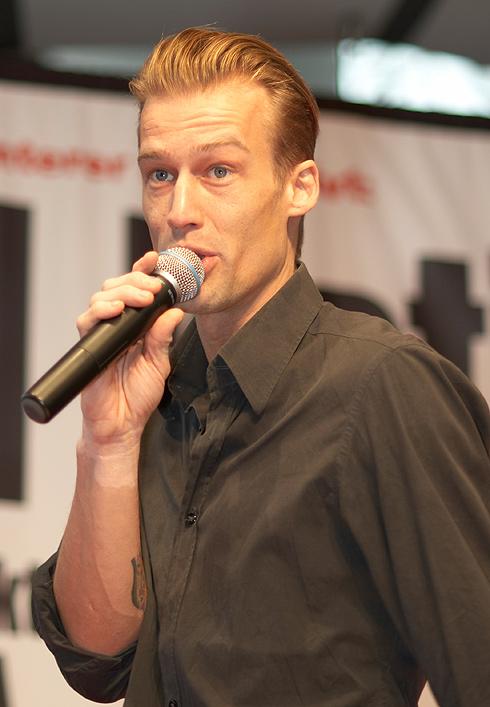 Thomas Madvig, DJ og radiovært på DR