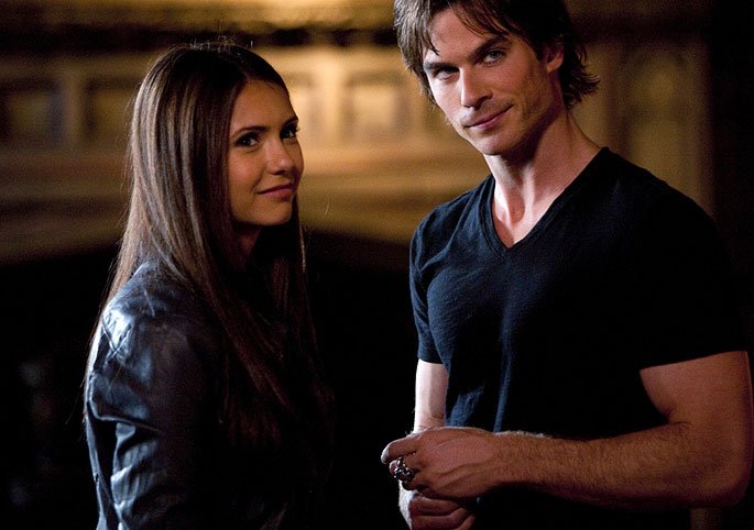 the vampire diaries medvirkende