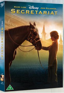 'Secretariat' på dvd og blu-ray | Kultur For Unge
