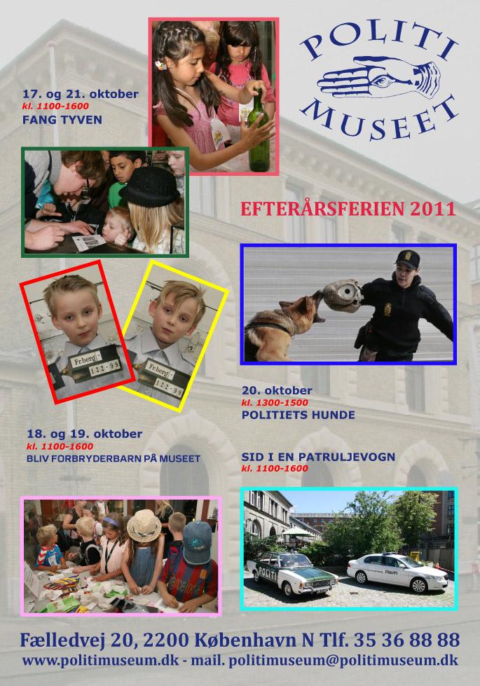 Efterårsferien 2011 i København – for børn og unge   Kultur For Unge