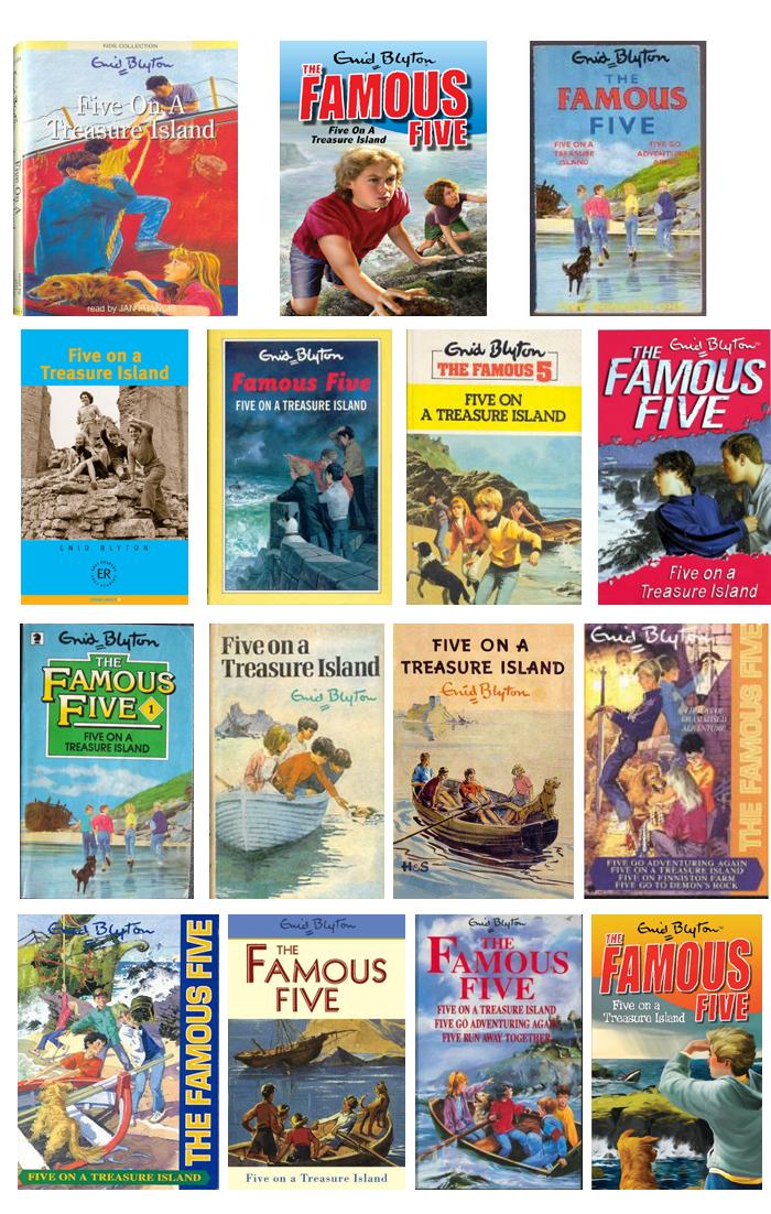 de fem bøger alder