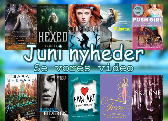 Nye Bøger For Unge Juni 2014 Både Danske Og Engelske Young Adult